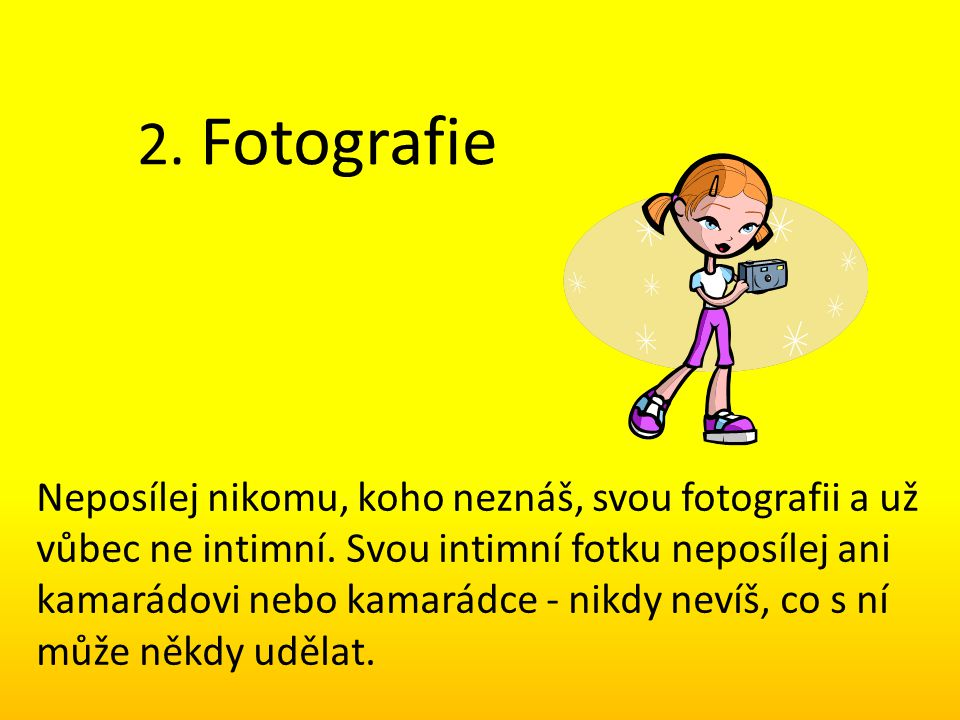 2. Fotografie
