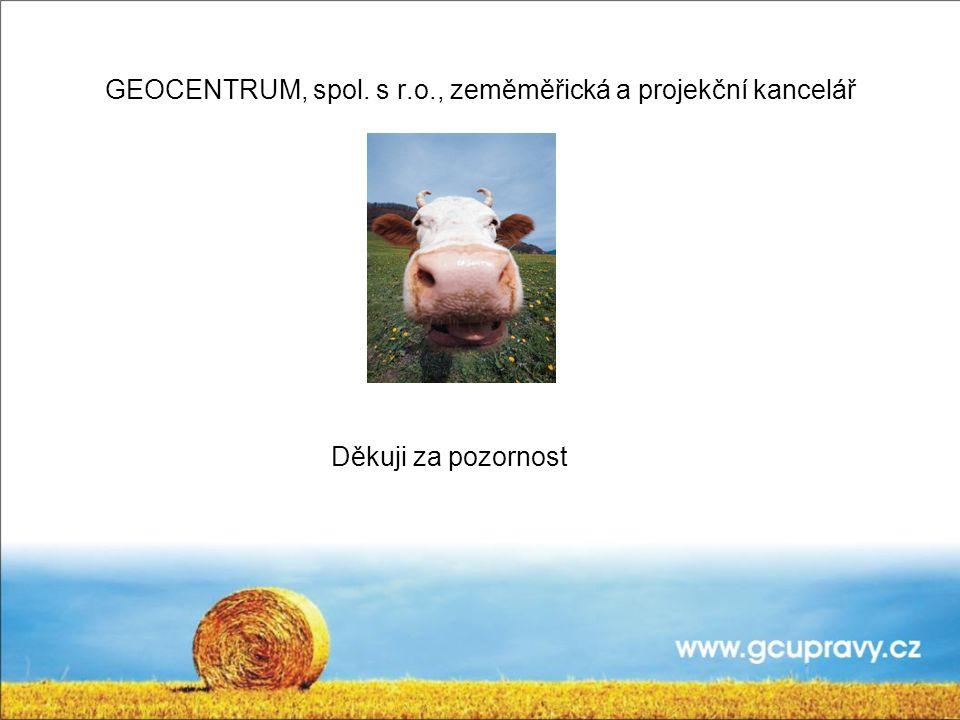 GEOCENTRUM, spol. s r.o., zeměměřická a projekční kancelář
