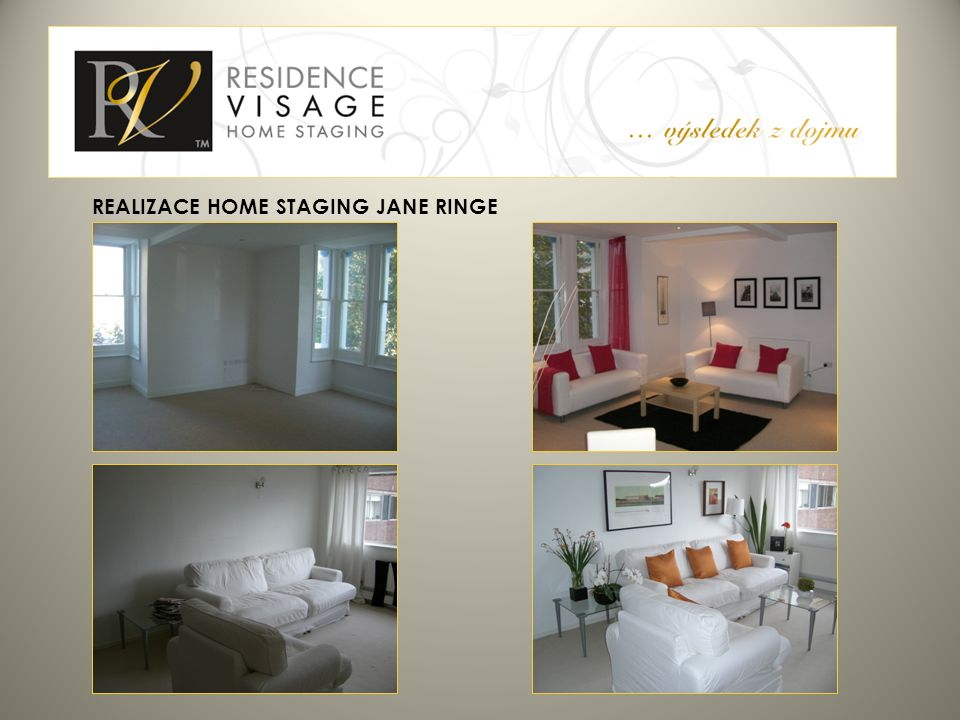 REALIZACE HOME STAGING JANE RINGE