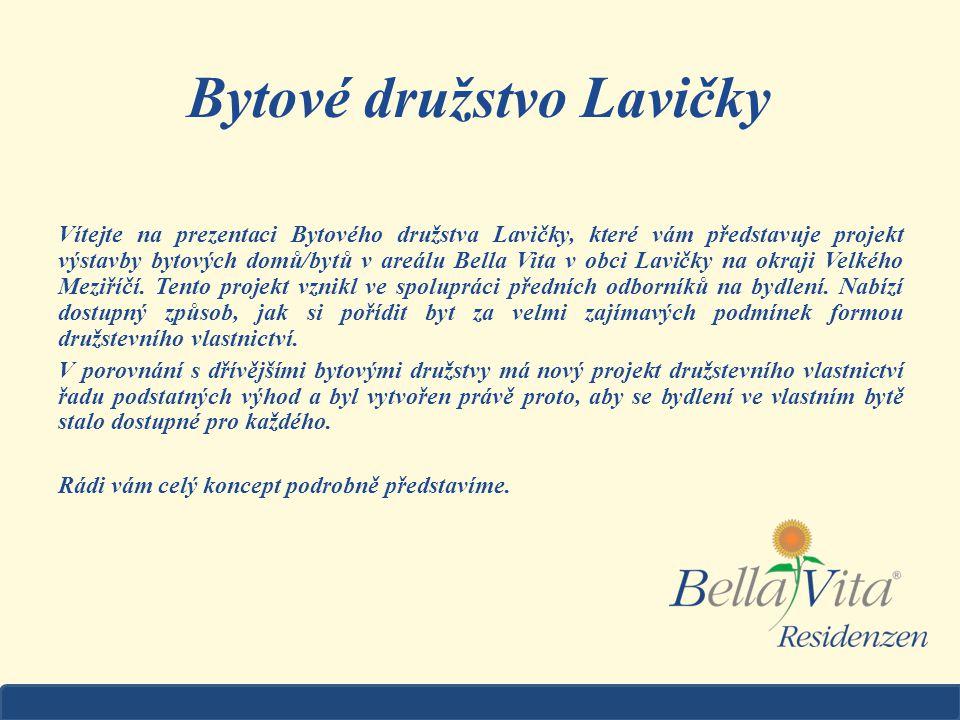 Bytové družstvo Lavičky
