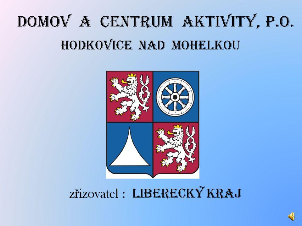 DOMOV A CENTRUM AKTIVITY, p.o.