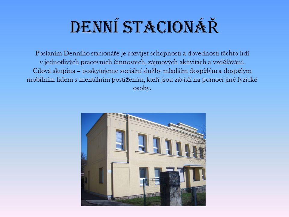 DENNÍ STACIONÁŘ