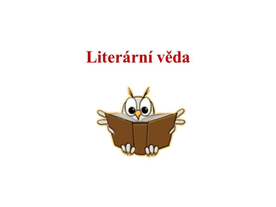 Literární věda