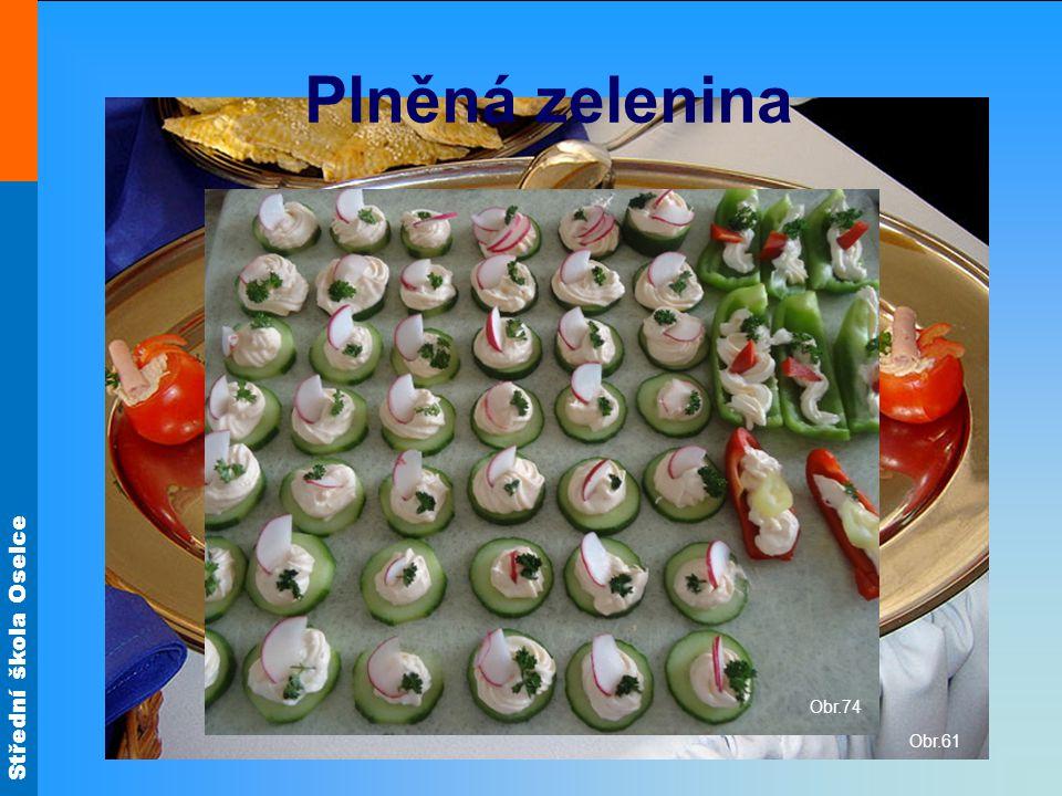 Plněná zelenina Obr.61 Obr.74