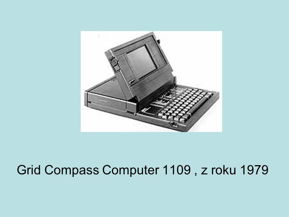 Grid Compass Computer 1109 , z roku 1979