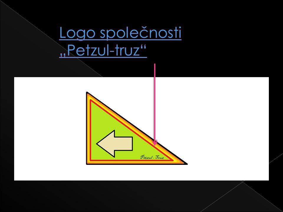 """Logo společnosti """"Petzul-truz"""