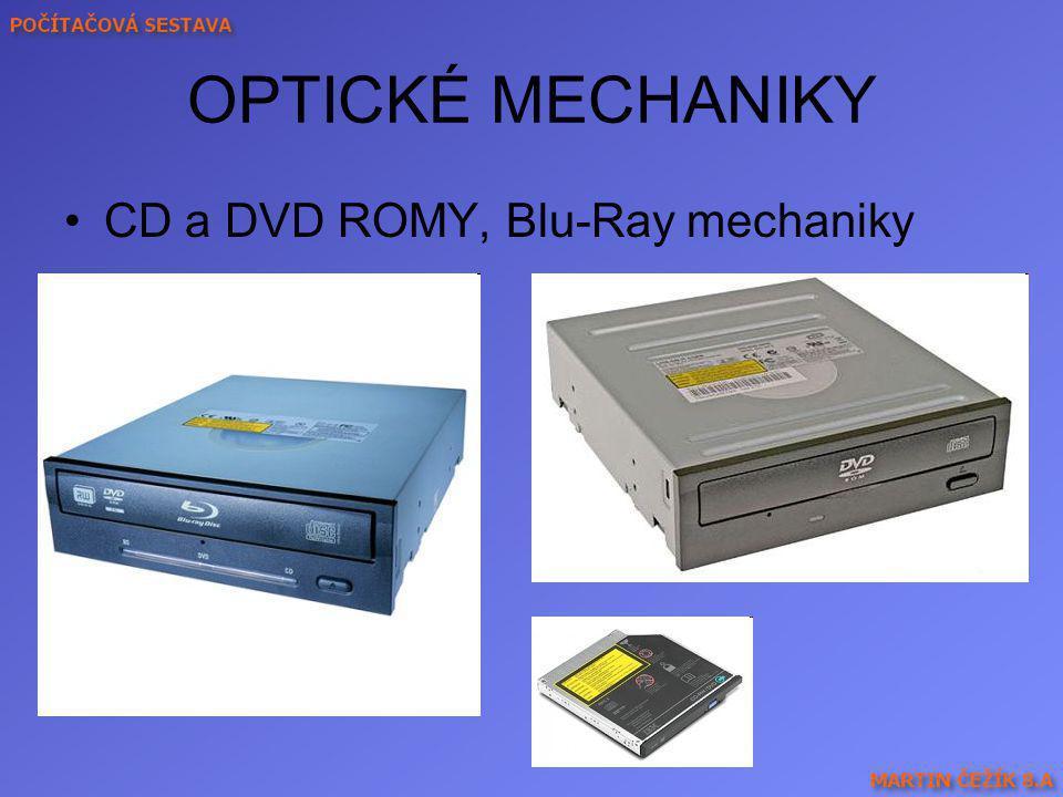 OPTICKÉ MECHANIKY CD a DVD ROMY, Blu-Ray mechaniky Lenovo UltraBay