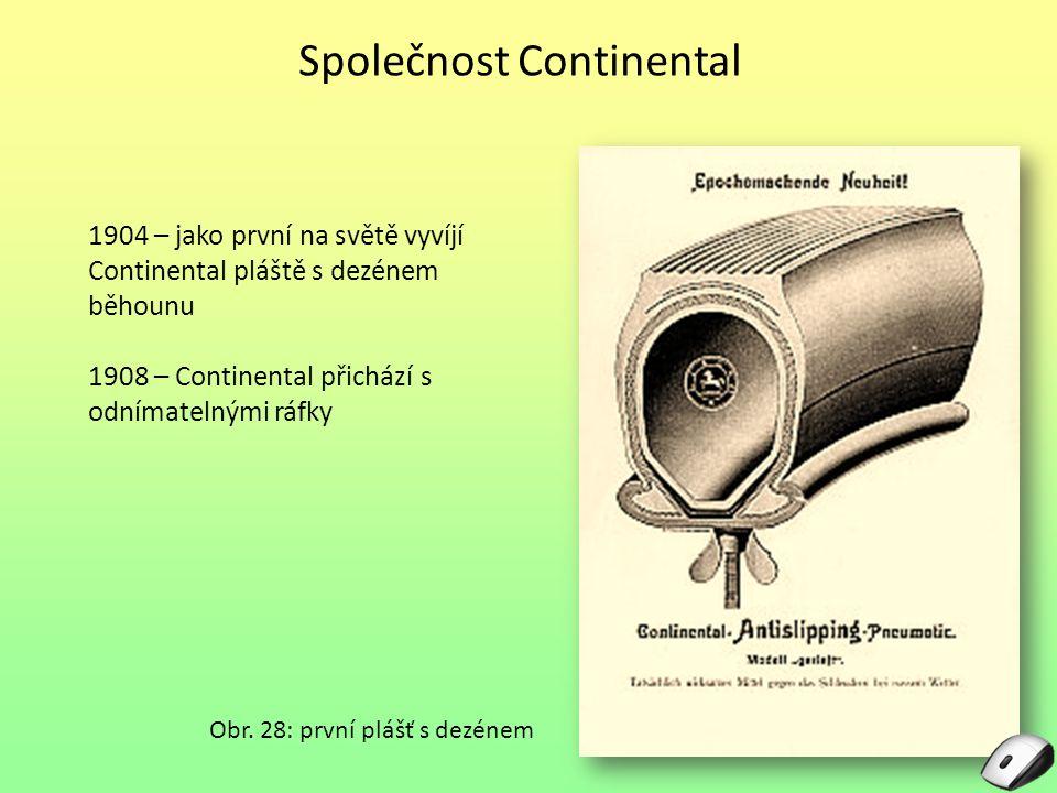Společnost Continental