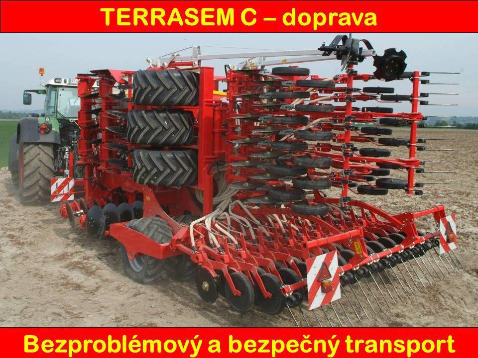 Bezproblémový a bezpečný transport