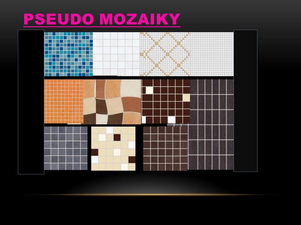 PSEUDO MOZAIKY