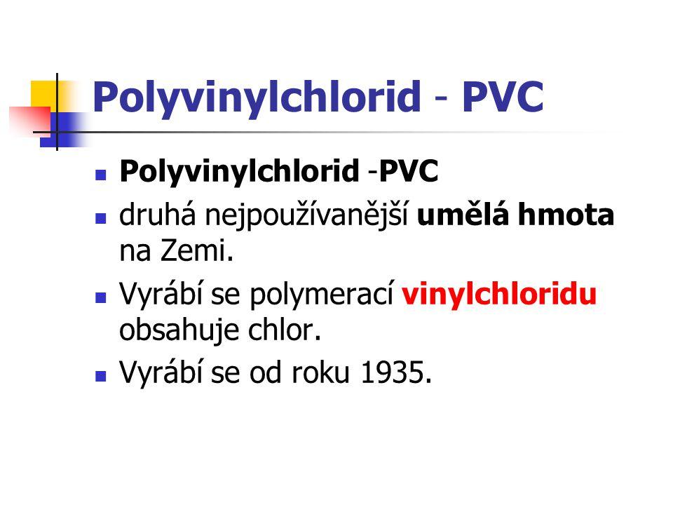 Polyvinylchlorid - PVC