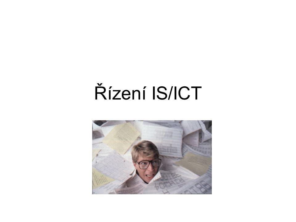 Řízení IS/ICT