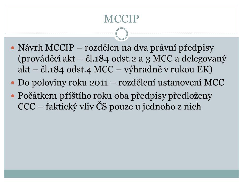 MCCIP