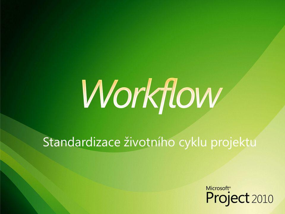 Standardizace životního cyklu projektu