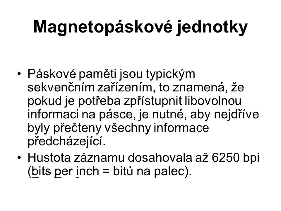 Magnetopáskové jednotky