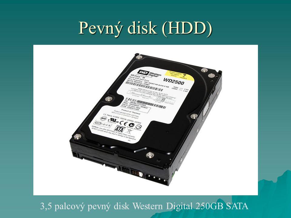 3,5 palcový pevný disk Western Digital 250GB SATA