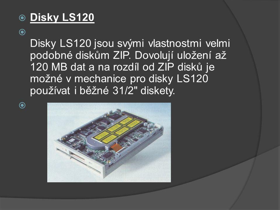 Disky LS120