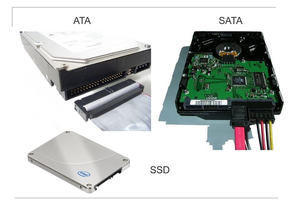 ATA SATA SSD