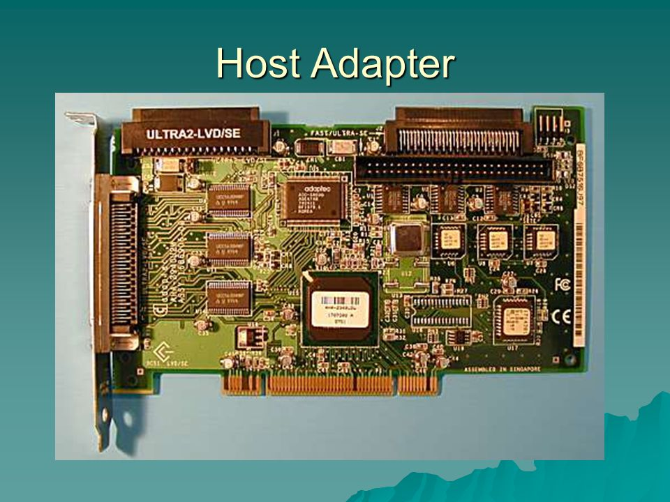 Host Adapter
