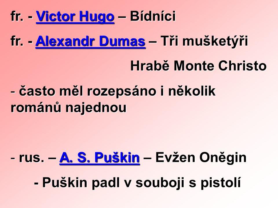fr. - Victor Hugo – Bídníci