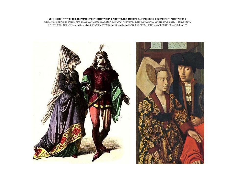 Zdroj:http://www. google. cz/imgres. imgurl=http://historie-mody. wz