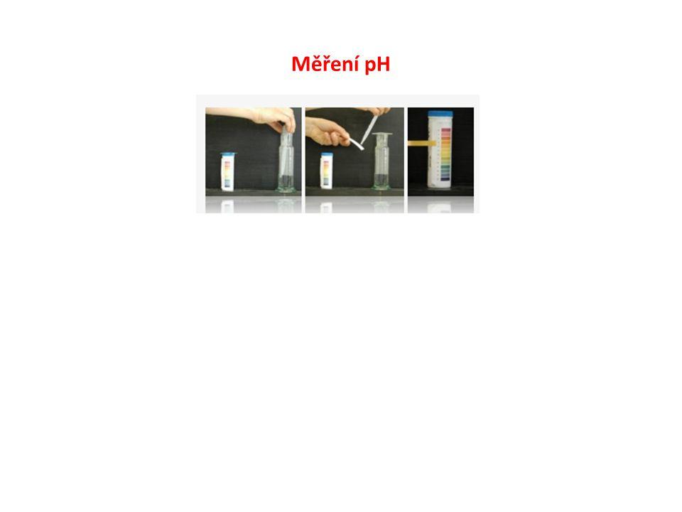 Měření pH