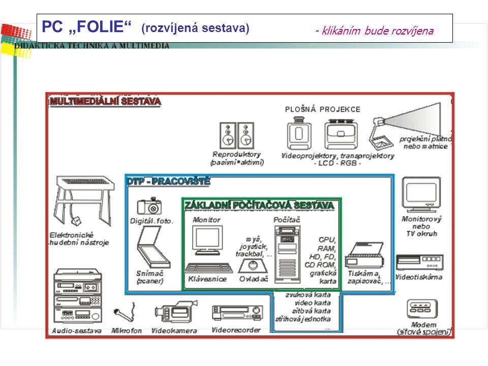 """PC """"FOLIE (rozvíjená sestava)"""