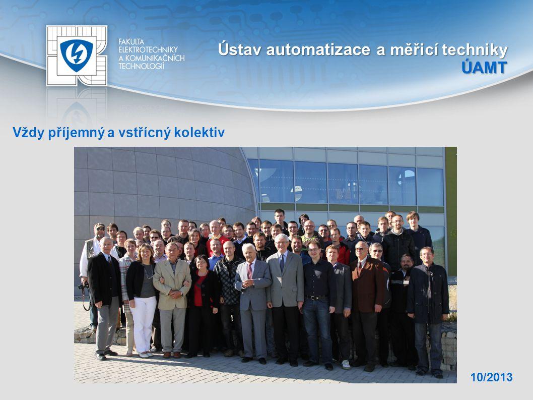 Ústav automatizace a měřicí techniky ÚAMT