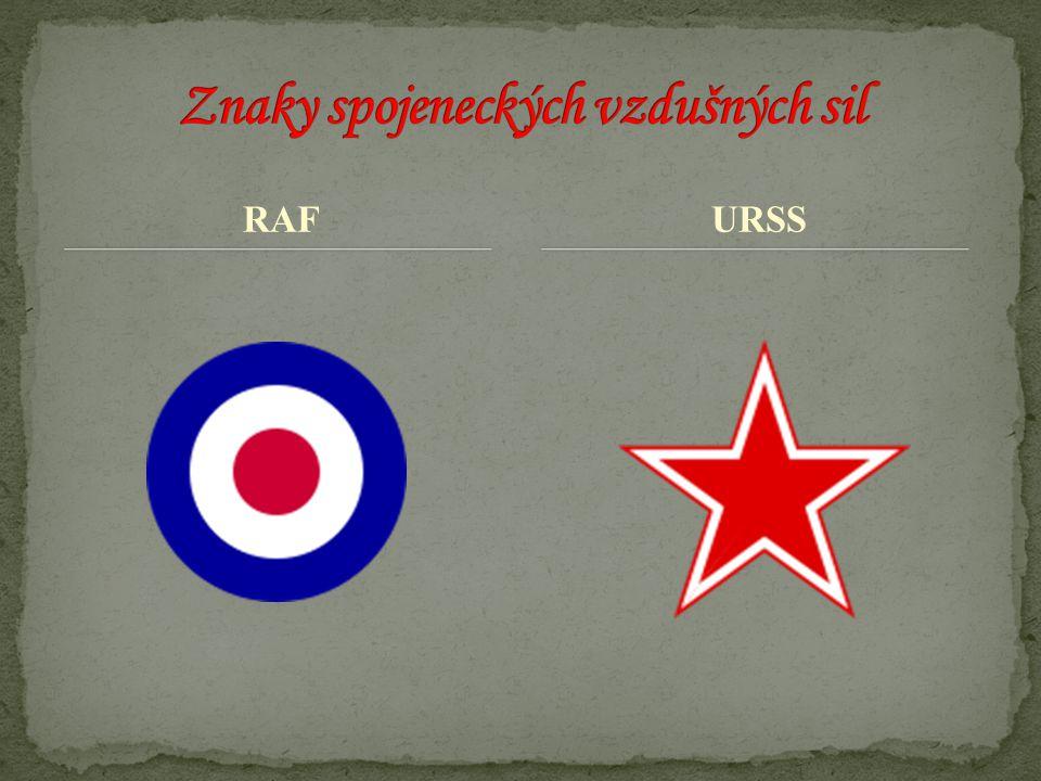 Znaky spojeneckých vzdušných sil