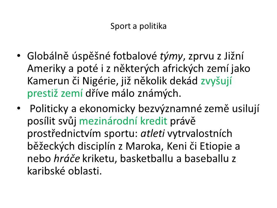 Sport a politika