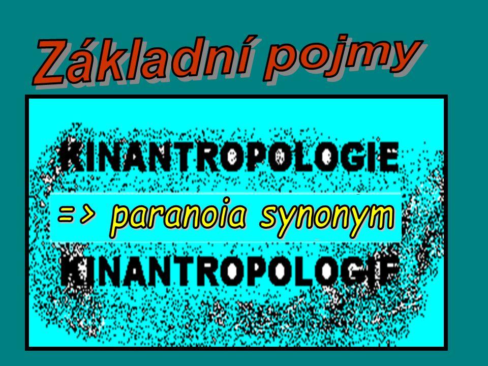 => paranoia synonym