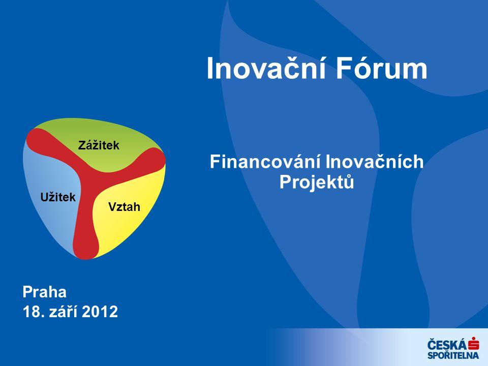 Financování Inovačních Projektů