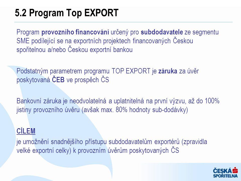 5.2 Program Top EXPORT