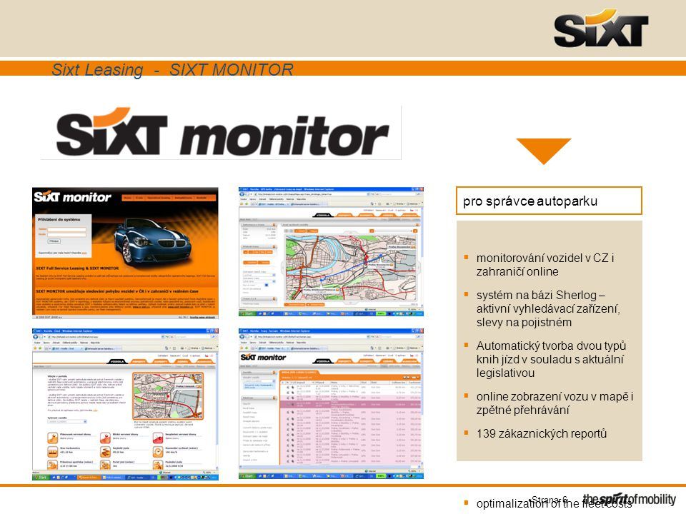 Sixt Leasing - SIXT MONITOR