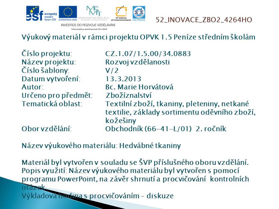 52_INOVACE_ZBO2_4264HO