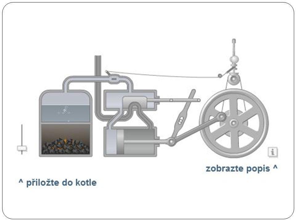 Parní stroj je pístový tepelný stroj, přeměňující tepelnou energii vodní páry na energii mechanickou, nejčastěji rotační pohyb.