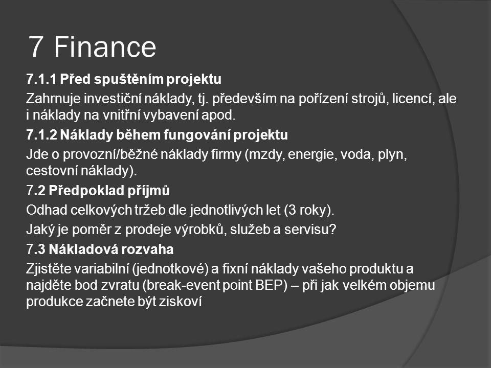 7 Finance