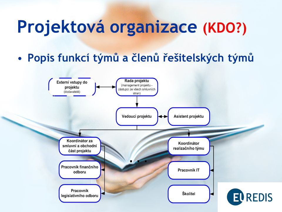 Projektová organizace (KDO )