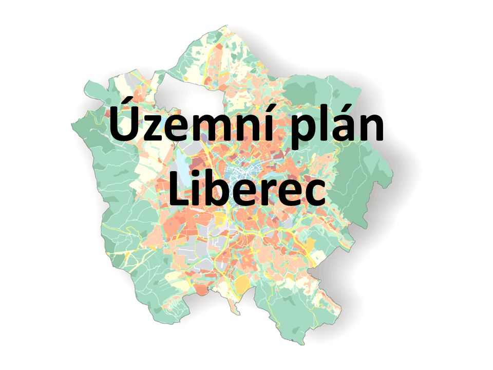 Územní plán Liberec