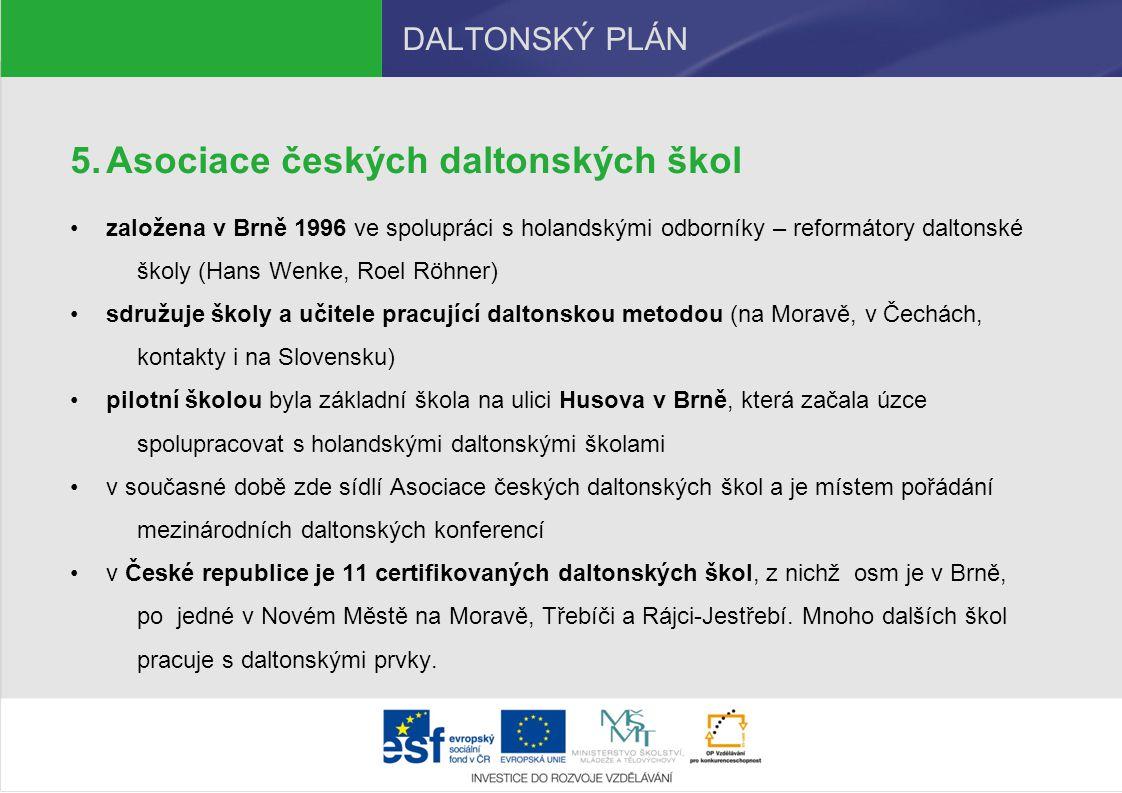 Asociace českých daltonských škol