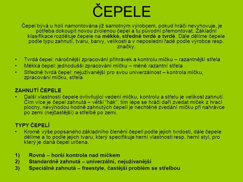 ČEPELE