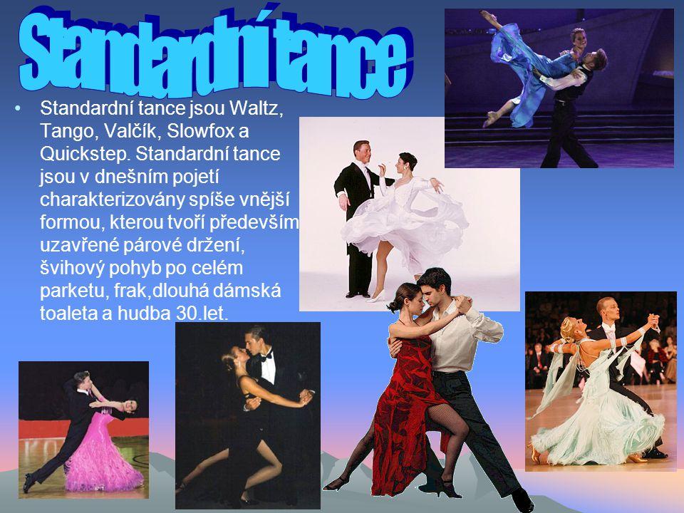 Standardní tance