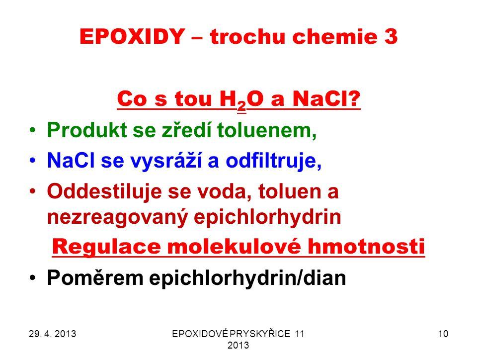 EPOXIDY – trochu chemie 3