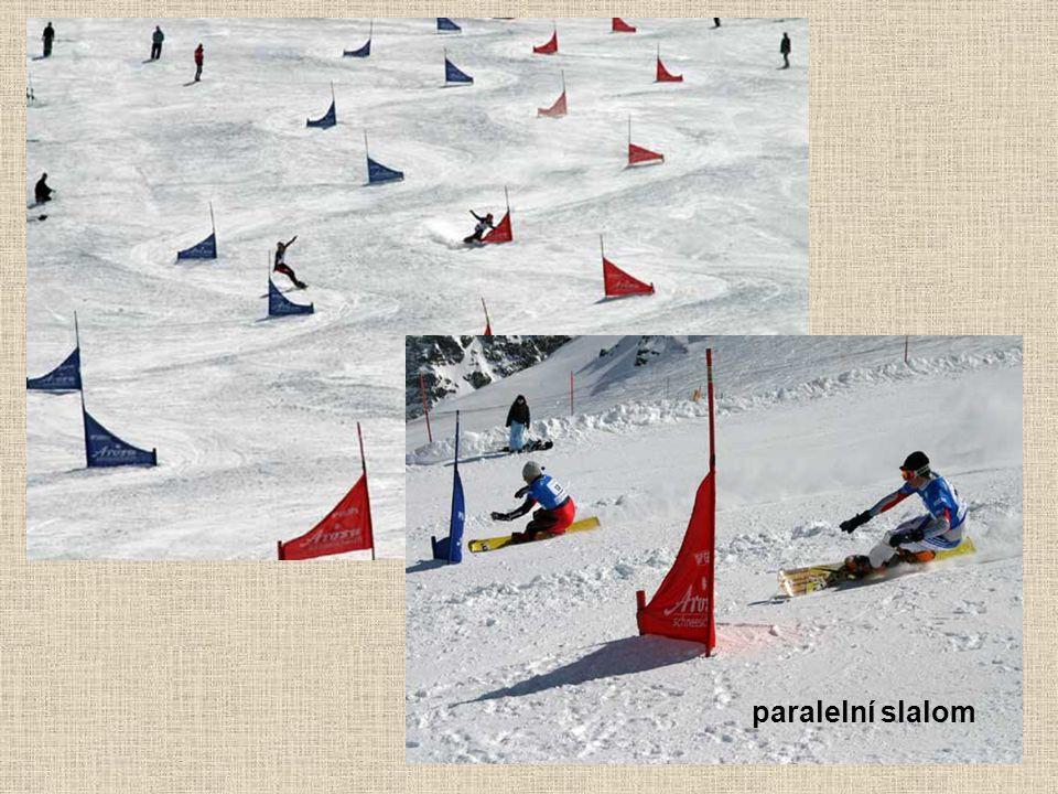 paralelní slalom