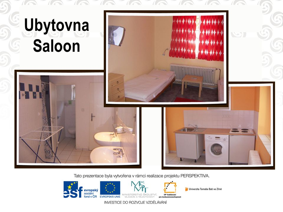 Ubytovna Saloon