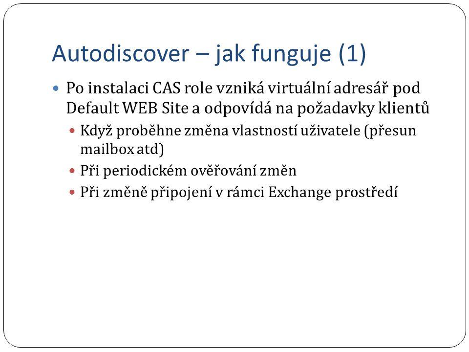 Autodiscover – jak funguje (1)