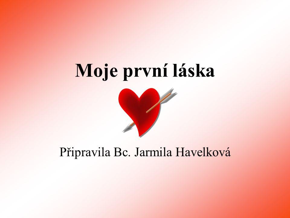 Připravila Bc. Jarmila Havelková