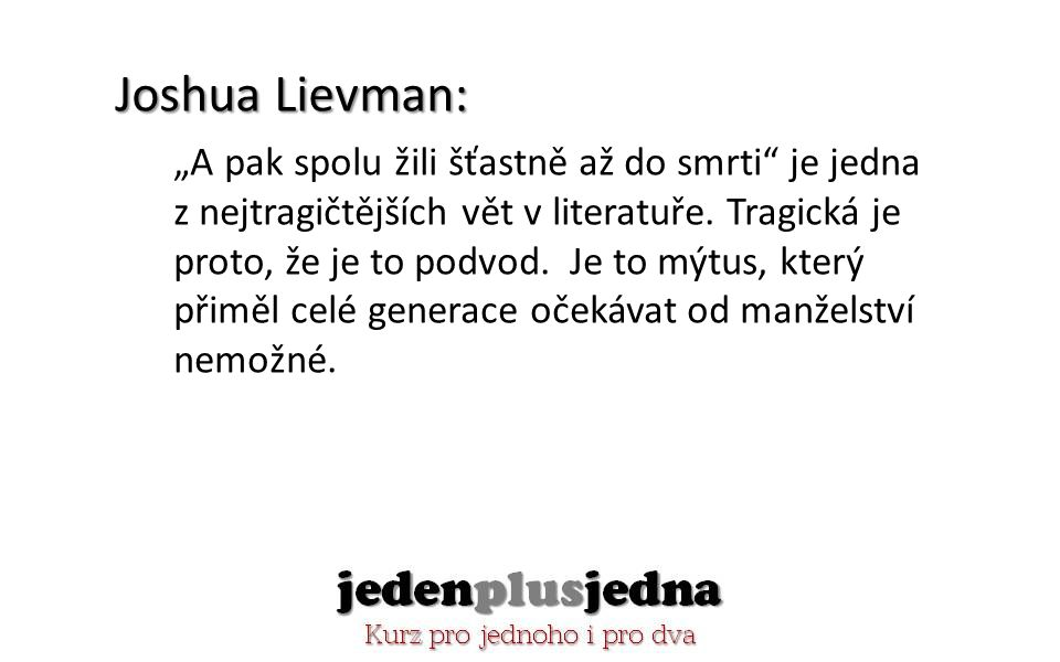 Joshua Lievman: