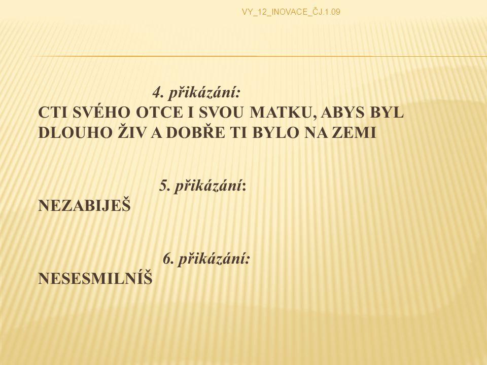 VY_12_INOVACE_ČJ.1.09