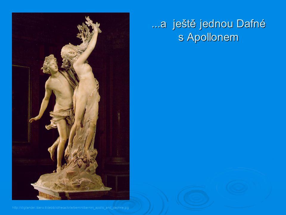 ...a ještě jednou Dafné s Apollonem